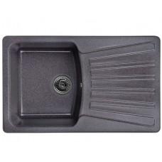 Гранітна мийка Minola MPG 1150-80 графіт