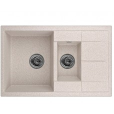 Гранітна мийка Minola MPG 5360-77 Класик