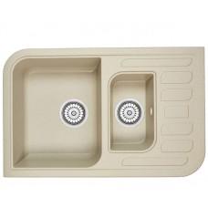 Гранітна мийка Minola MPG 5360-78 базальт