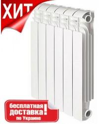 Біметалевий радіатор Breeze Plus 500/80 8 секцій