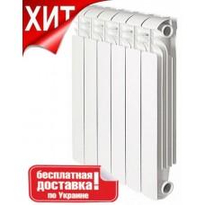 Биметаллический радиатор Breeze plus 500/80 10 - ти секционный