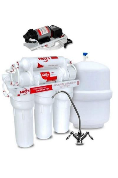 Система обратного осмоса Filter 1 RO 6 P (минерализатор, помпа)
