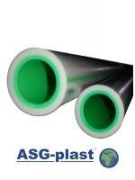 Поліпропіленова труба ASG PN 16 110х15,2