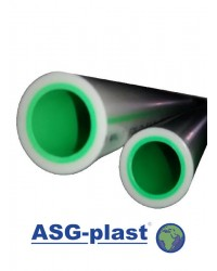 Труба полипропилен ASG PN 16 32х4,5