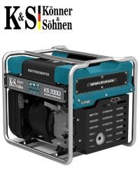 Генератор Könner&Söhnen KS 3000i
