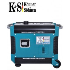 Генератор Könner&Söhnen KS 3200iE S