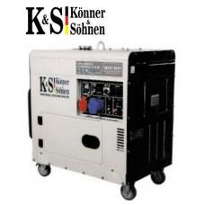 Генератор Könner&Söhnen KS 9200HDES-1/3 ATSR