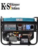 Генератор Könner&Söhnen KS 10000E