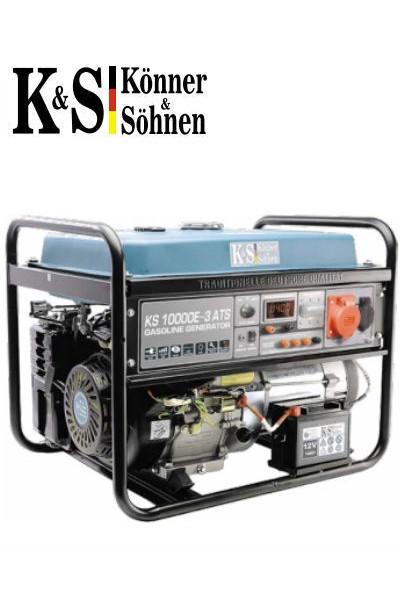 Генератор Könner&Söhnen KS 10000-3 ATS