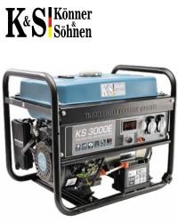 Генератор Könner&Söhnen KS 3000E