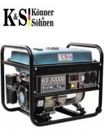 Генератор Könner&Söhnen KS 3000 G