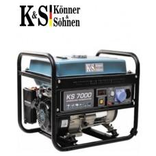 Генератор Könner&Söhnen KS 7000