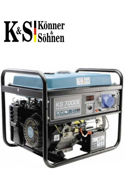 Генератор Könner&Söhnen KS 7000E