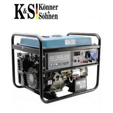 Генератор Könner&Söhnen KS 7000E ATS