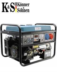Генератор Könner&Söhnen KS 7000E-1/3 (VTS)