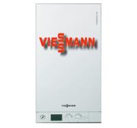 Газовый котел Viessmann Vitopend 100 (WH1D) 24 кВт, дым