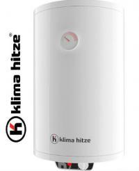 """Электрический водонагреватель 120 литров Klima hitze с """"сухим"""" тэном"""