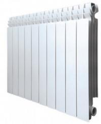 Биметаллический секционный радиатор Roda RBM модель NSR