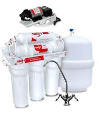 Система обратного осмоса + минерализатор + помпа RO 6 P Filter 1 Ecosoft