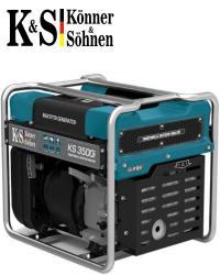 Генератор Könner&Söhnen KS 3500i
