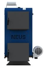 Твердотопливный котел Неус Эконом 12 кВт Турбо (автоматика)