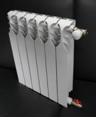 Биметаллический радиатор TBF Tianrun 500 Англия