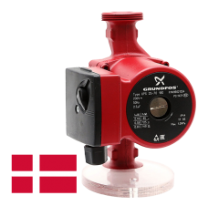 Циркуляционный насос Grundfos UPS 25-40-180 - Оригинал, Дания
