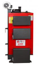 Твердотопливный котел Altep КТ-1Е 38 кВт, горение 8 - 48 часов