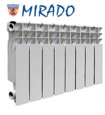 Биметаллический радиатор Мирадо Люкс 300/85