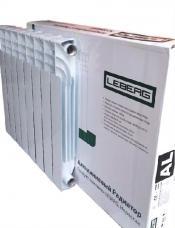 Алюминиевые радиаторы Leberg 500/80 Норвегия