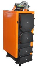 Твердотопливный котел длительного горения Донтерм (ДТМ) КОТ - 17 Т  17 кВт