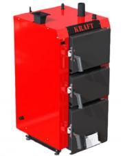 Твердотопливный котел Kraft S 20 кВт (механика)
