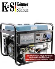 Генератор Könner&Söhnen KS 10000 ATS