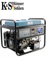 Генератор Könner&Söhnen KS 7000E G