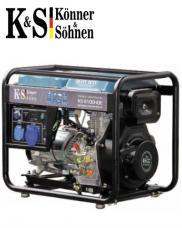 Генератор Könner&Söhnen KS 8100 HDE