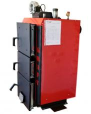 Твердотопливный котел Kraft L 25 кВт (автоматика)