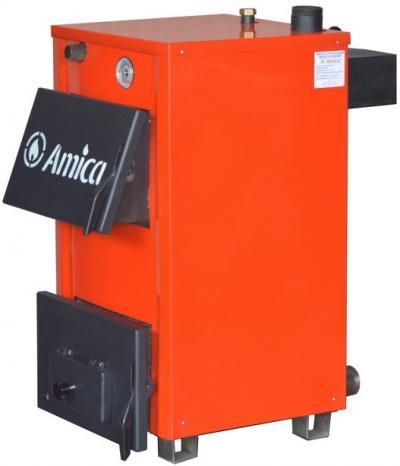 Твердотопливные котлы Amica Optima 18 кВт Польша (6 мм)