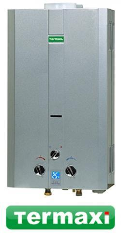 Газовая колонка Termaxi (Термакси) JSD 20 W, 10 L SILVER