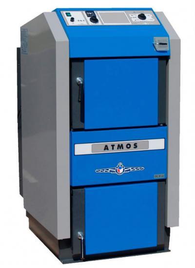 Пиролизные котлы Atmos DC 100, 100 кВт Чехия