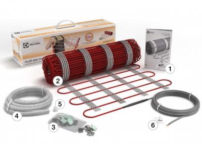 Растягивающийся электрический мат Electrolux Multi Size Mat 6 - 8 м2