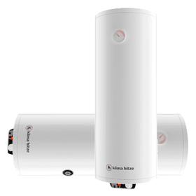 Горизонтальный бойлер 50 литров с сухим тэном Klima Hitze ECO Slim Dry EHSD