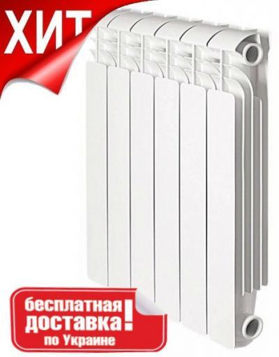 Биметаллический радиатор Breeze plus 300