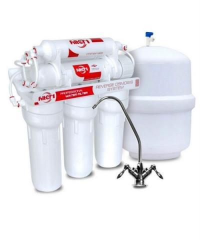 Система обратного осмоса с минерализатором Filter 1 Ecosoft RO 6