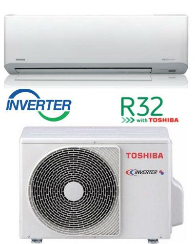 Инверторный кондиционер Toshiba RAS-13PKVSG-E/RAS-13PAVSG-E